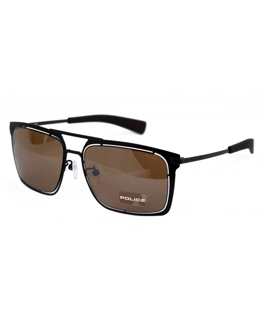 Image for Police SPL159 R07X Sunglasses