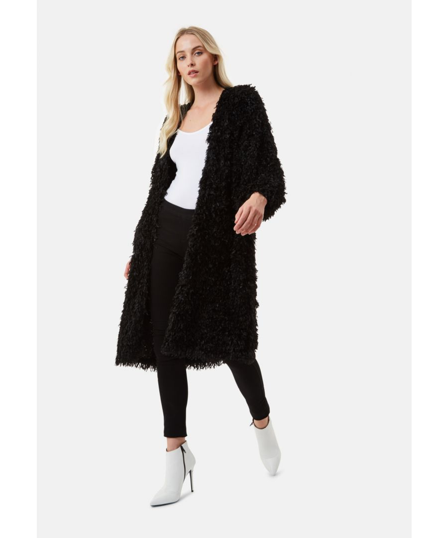 Image for Duster Jacket in Black