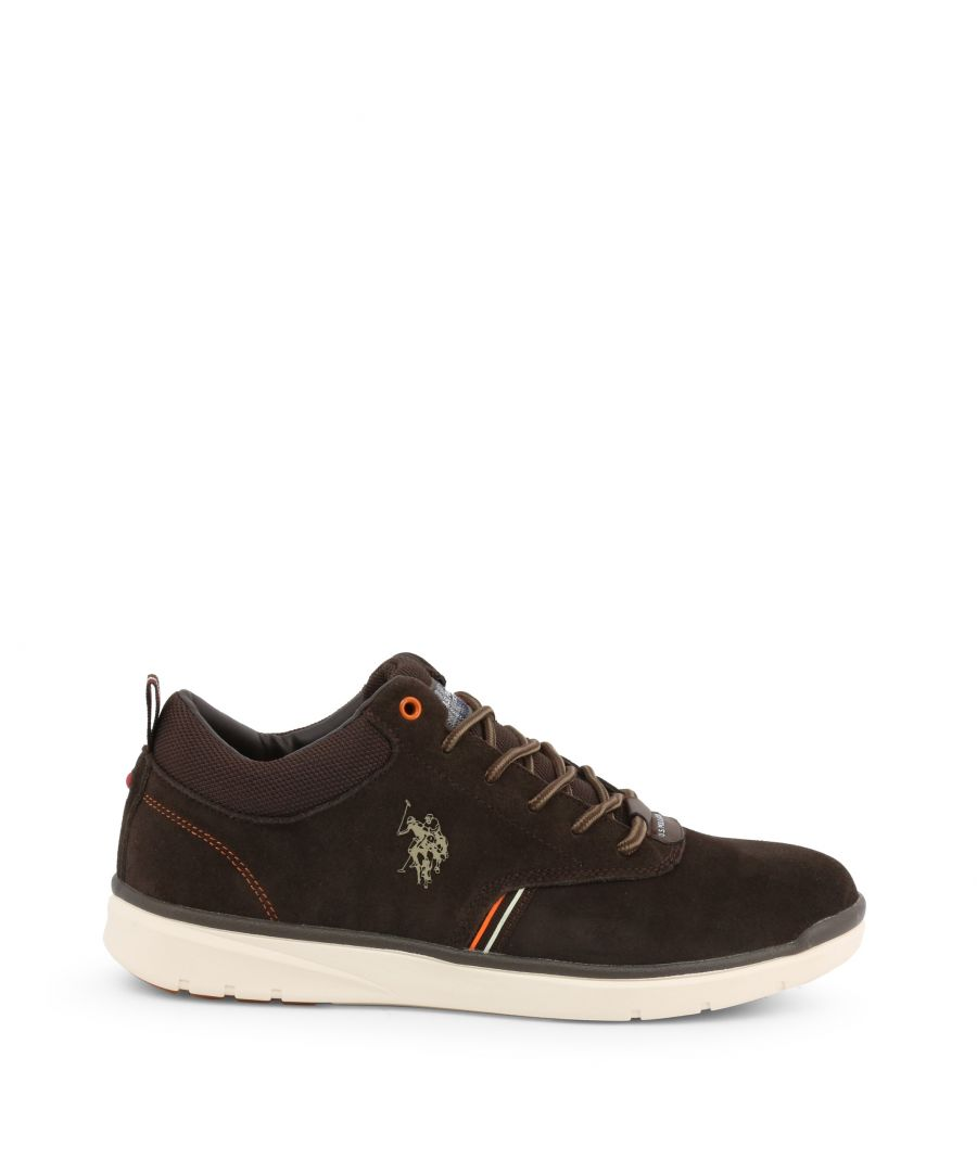 Image for U.S. Polo Assn. Mens Lace Up
