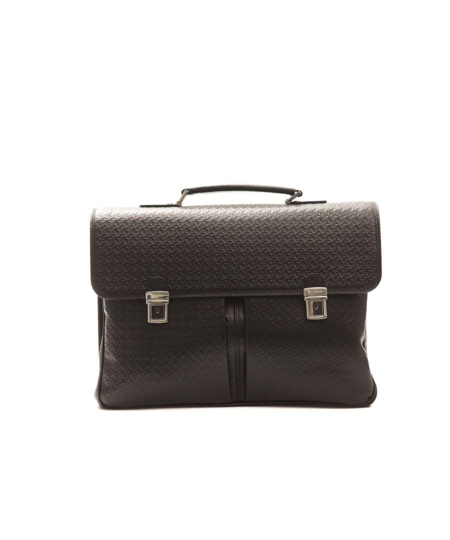 Image for Billionaire Italian Couture Neronero Briefcase