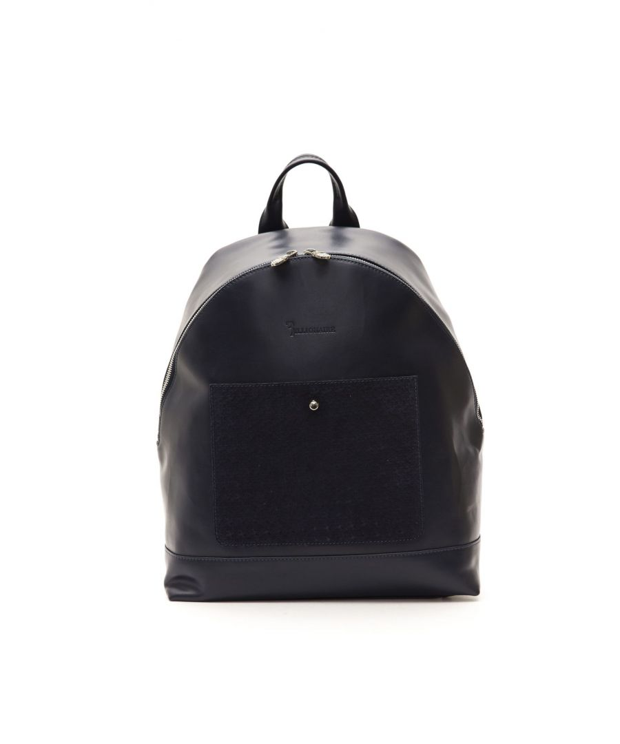 Image for Billionaire Italian Couture Navy Navy Backpack