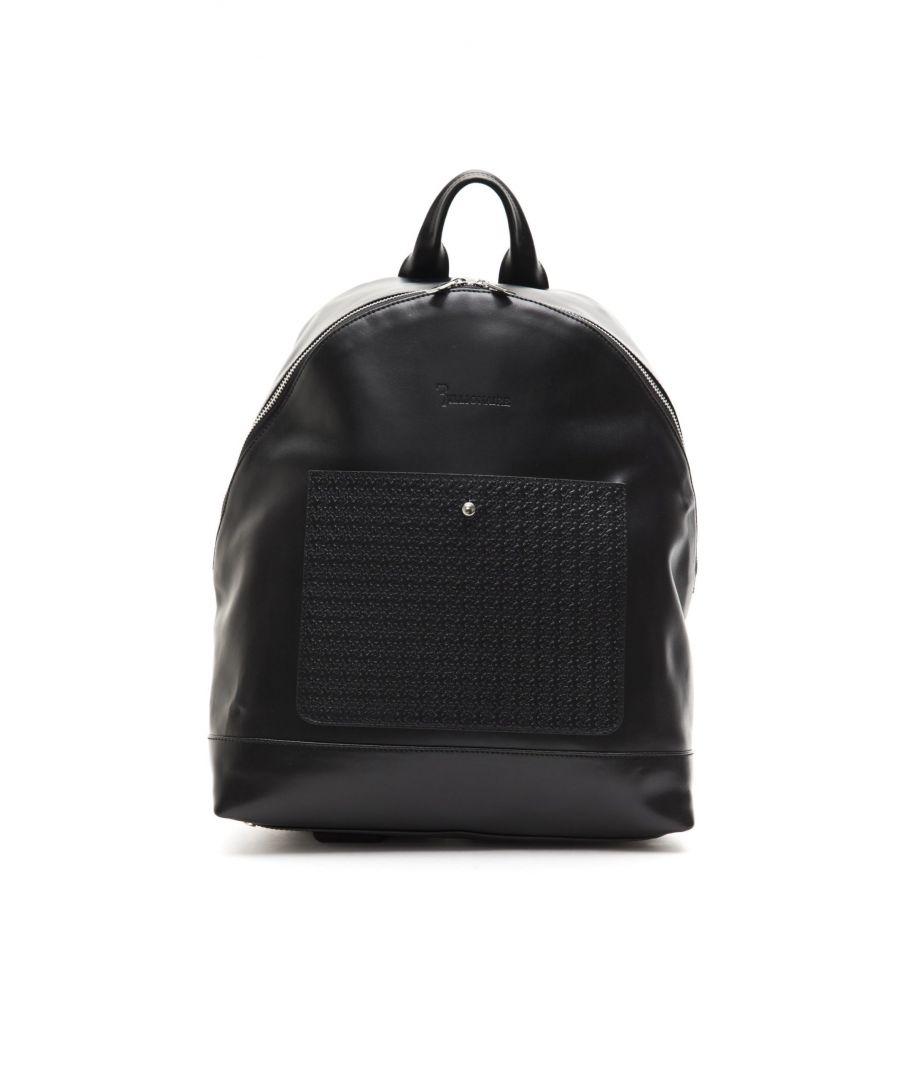 Image for Billionaire Italian Couture Nero Black Backpack