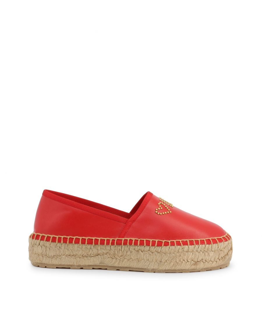Image for Love Moschino Womens Flat Shoes