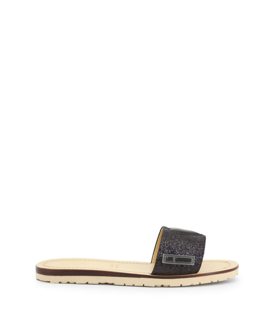 Image for Love Moschino Womens Flip Flops