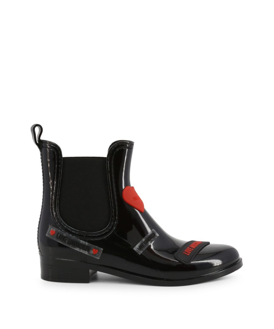 Image for Love Moschino Womens Ankle Boots