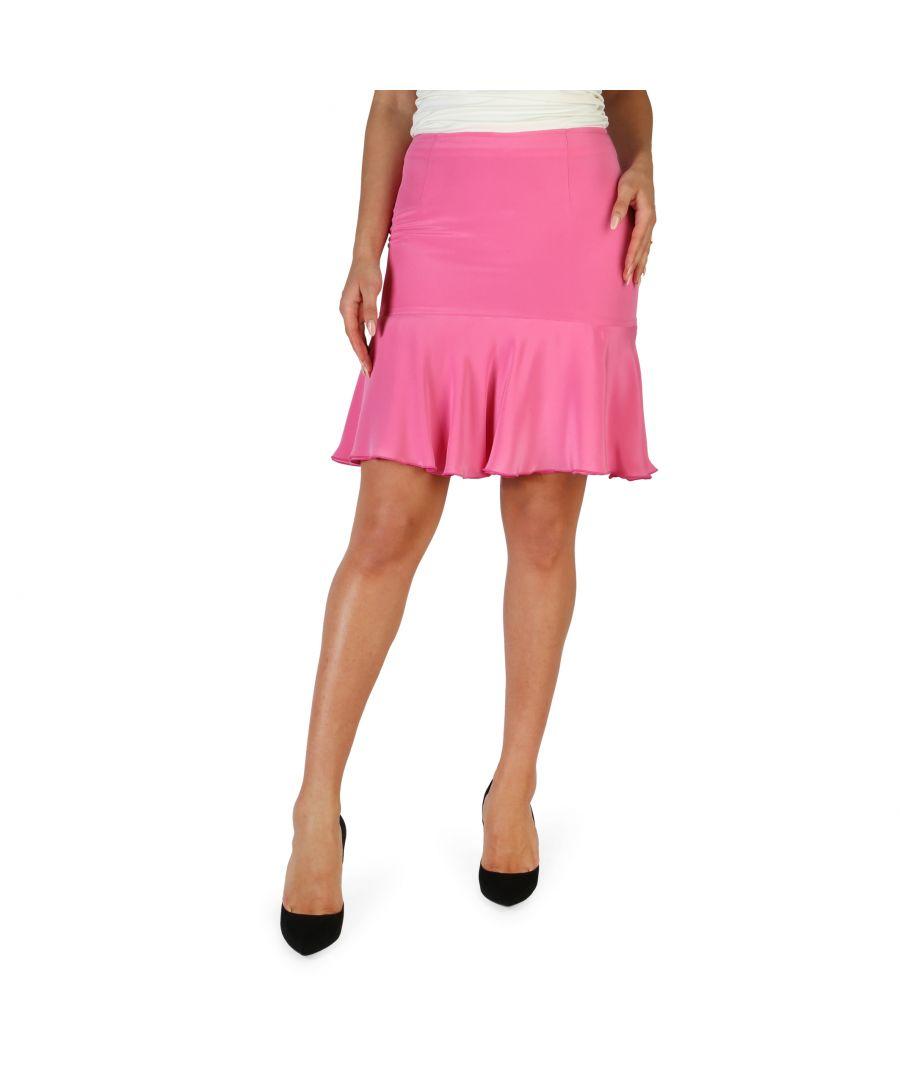Image for Fontana 2.0 Women's Silk Skirt in Pink