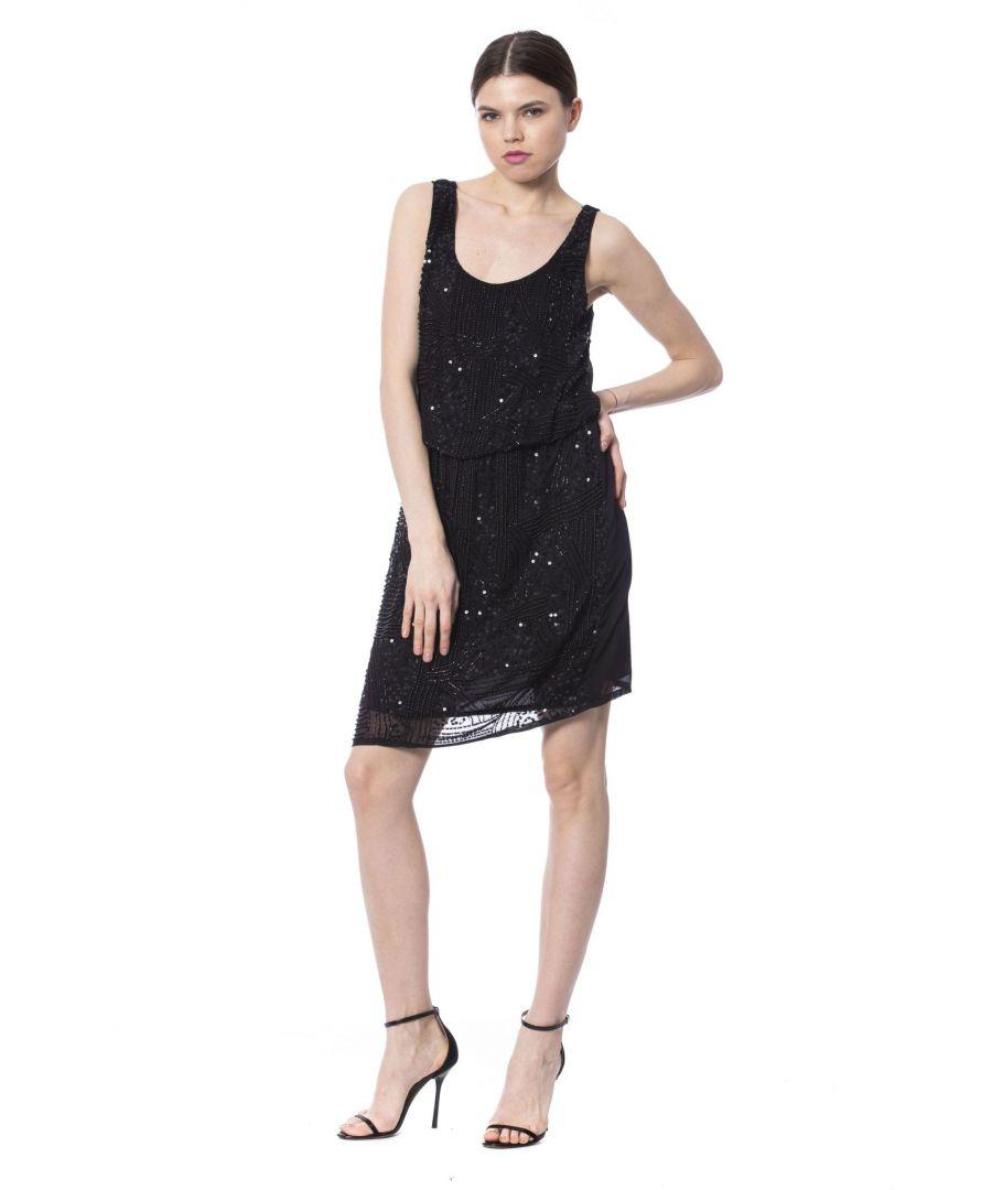 Image for Silvian Heach Black Dress