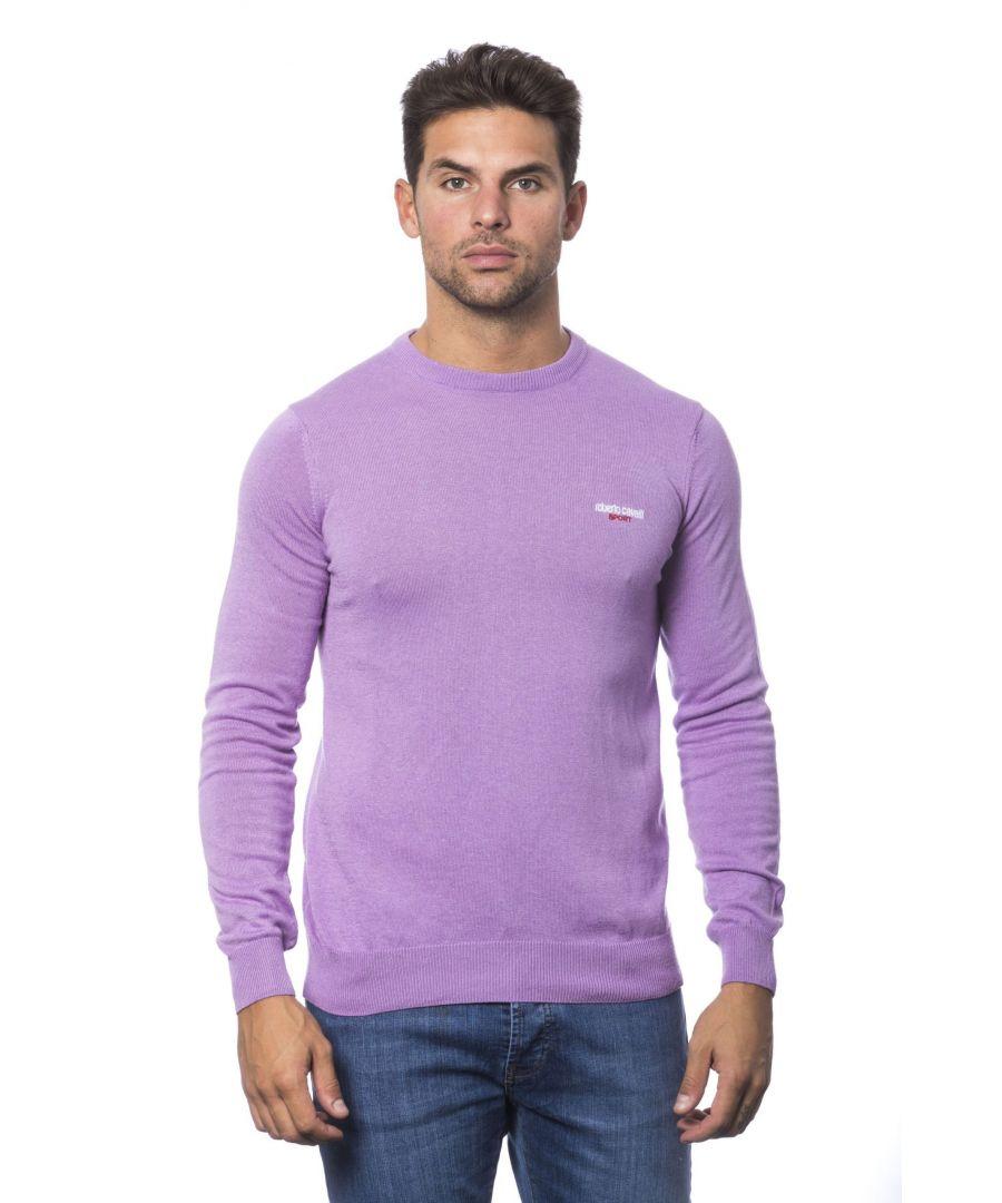 Image for Roberto Cavalli Sport Lavanda Sweater