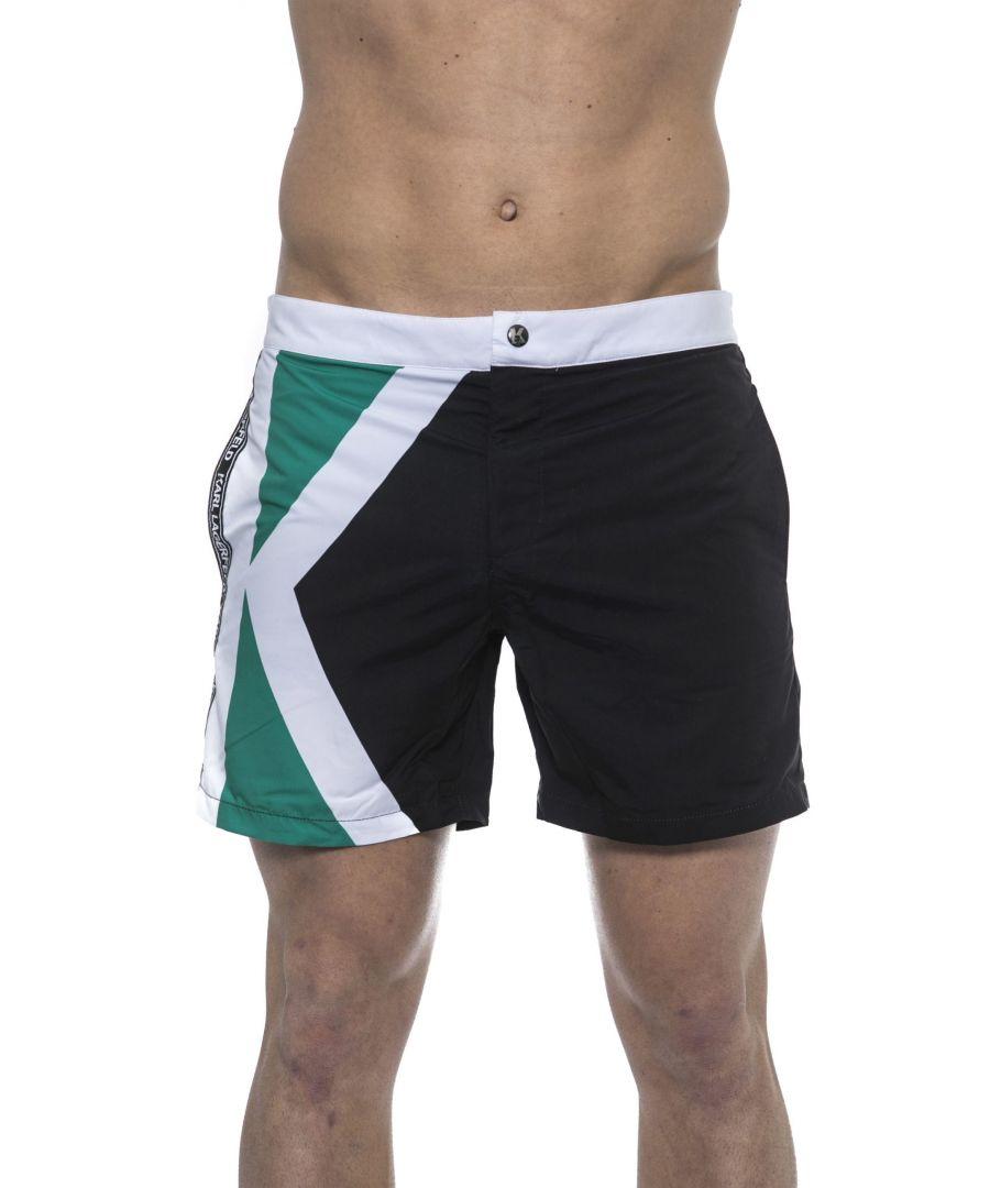 Image for Karl Lagerfeld Nero Black Swimwear