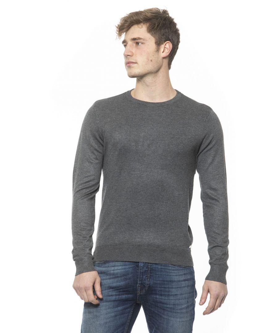 Image for 19V69 Italia Anthracite Sweater