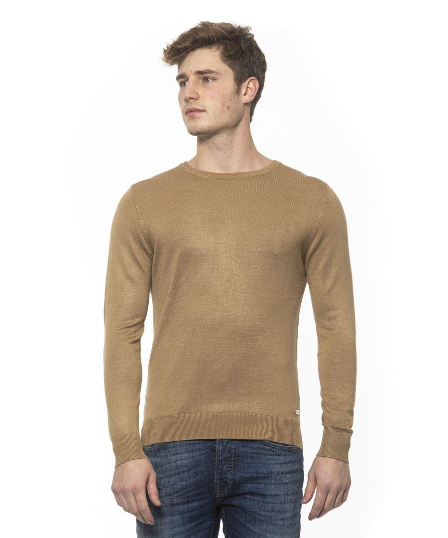 Image for 19V69 Italia Beige Sweater