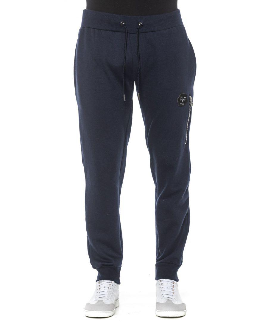 Image for 19V69 Italia Blu Navy Jeans & Pant