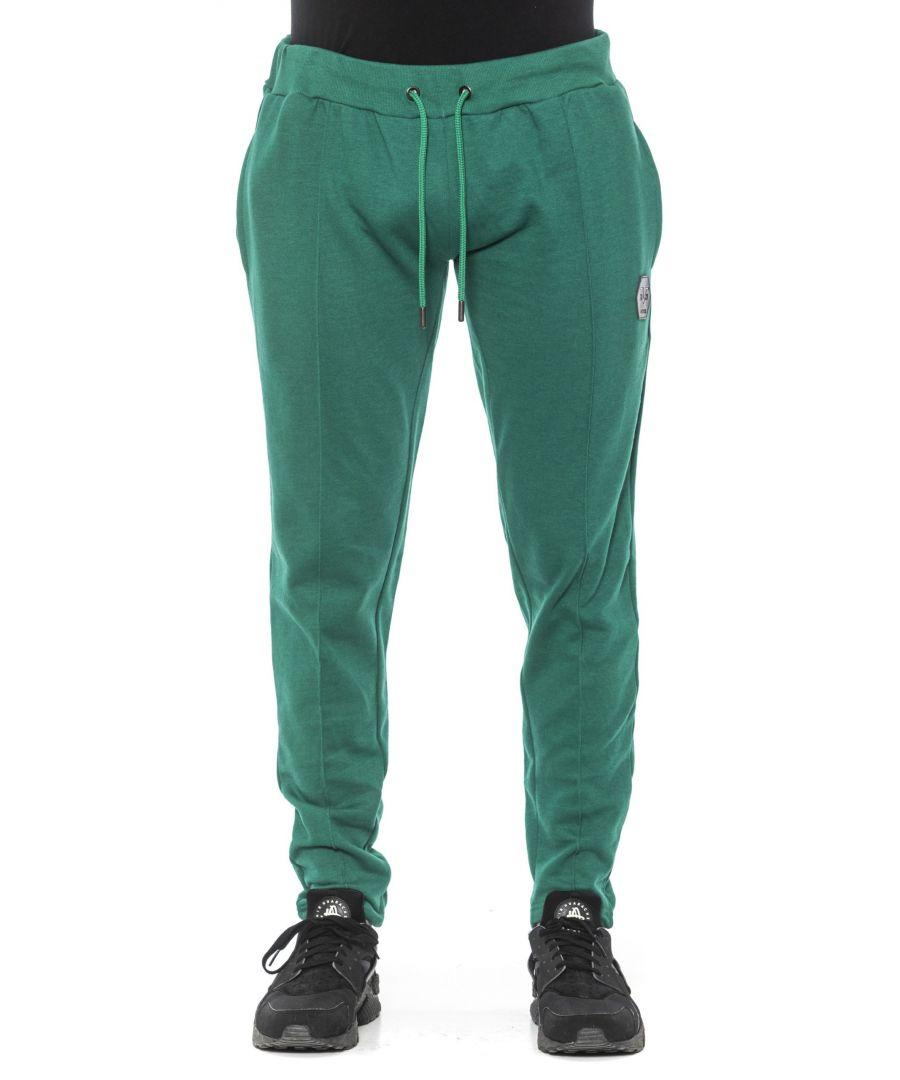 Image for 19V69 Italia Verde Green Jeans & Pant