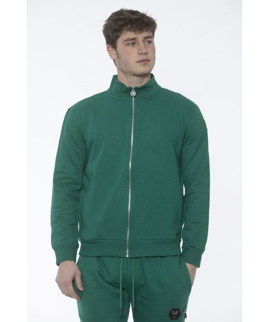 Image for 19V69 Italia Verde Green Sweater
