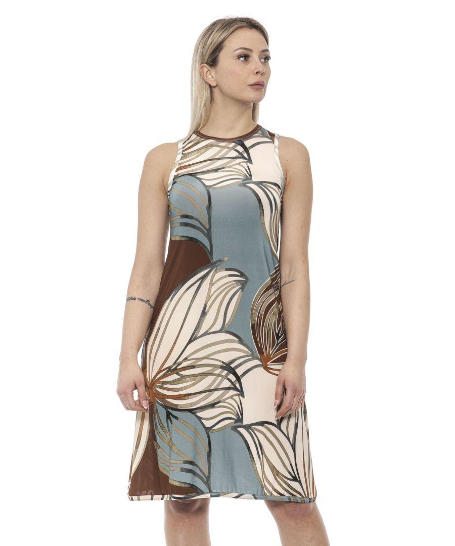 Image for Alpha Studio Tabacco Dress