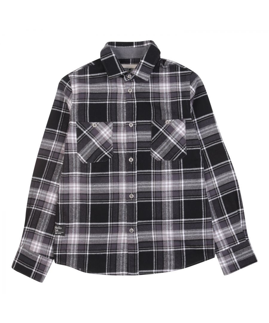 Image for Fred Mello Boys Shirt