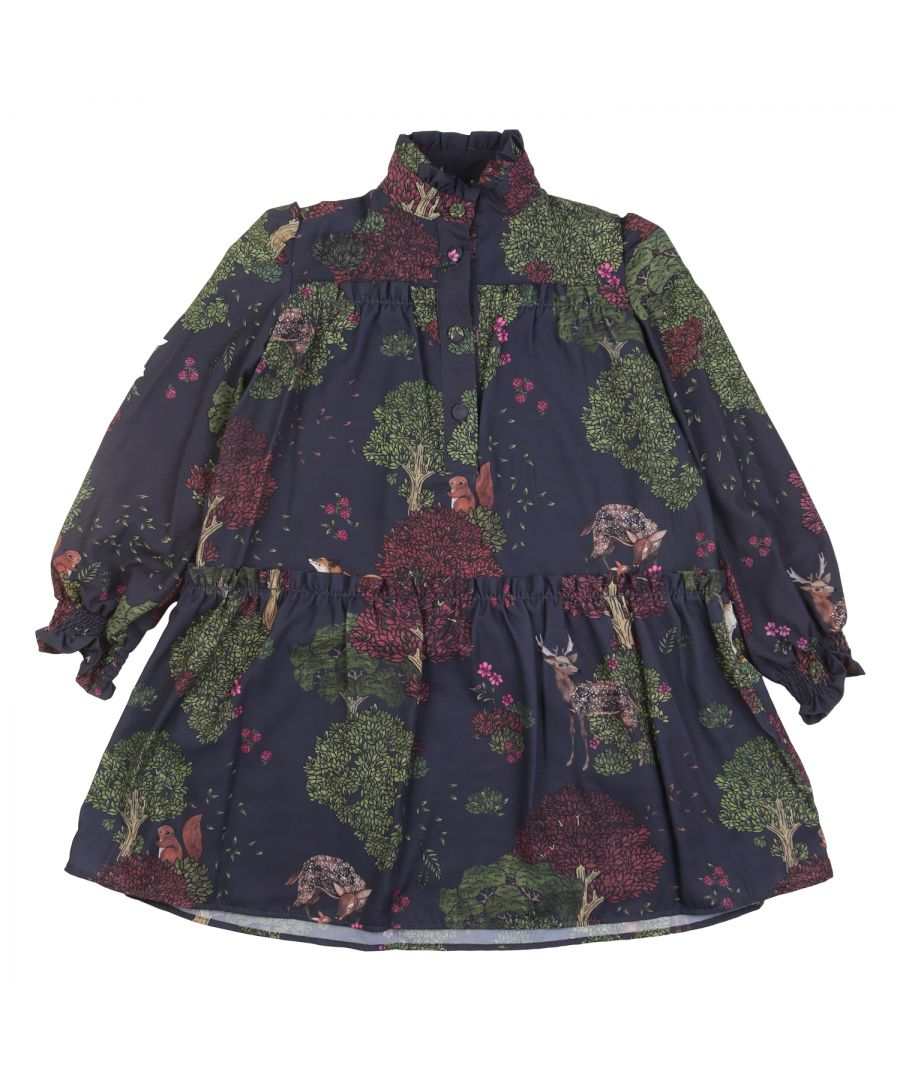 Image for Alberta Ferretti Girls Dress