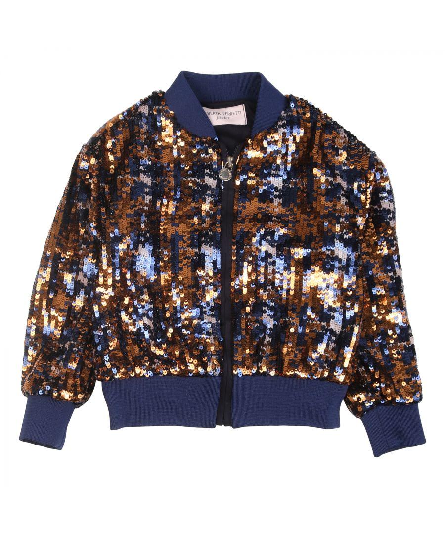 Image for Alberta Ferretti Girls Jacket