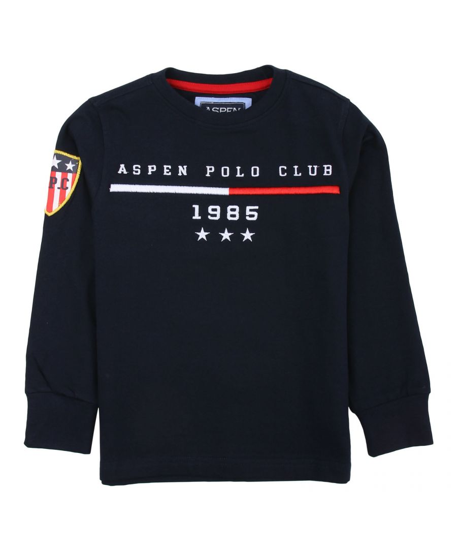 Image for Aspen Polo Club Boys T-Shirt