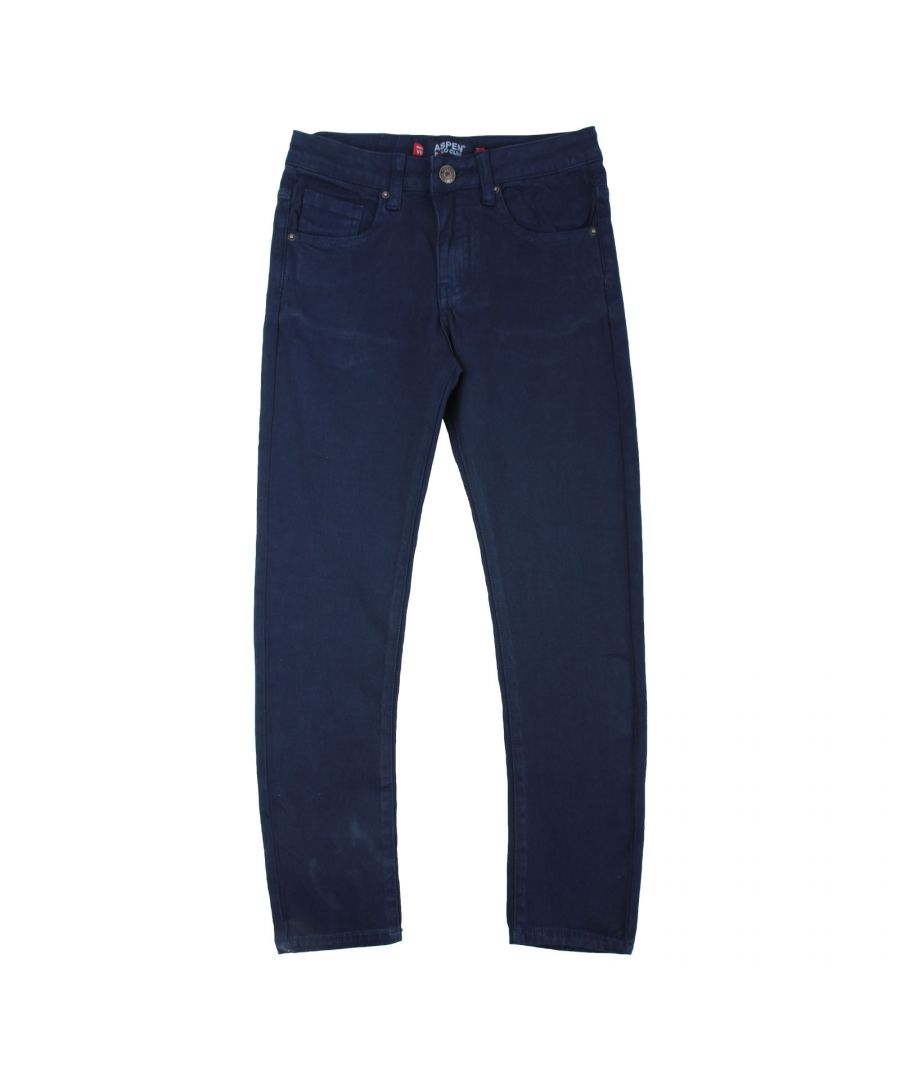 Image for Aspen Polo Club Boys Trousers
