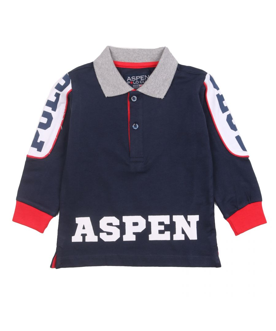 Image for Aspen Polo Club Boys Polo
