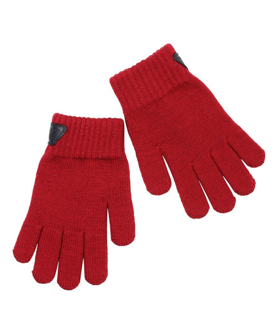 Image for Armani Boys Gloves