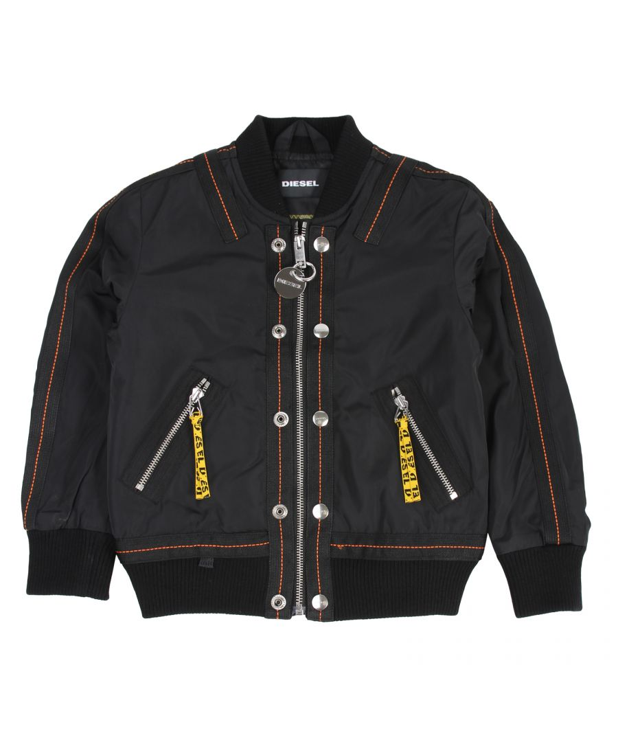 Image for Diesel Unisexs Jacket