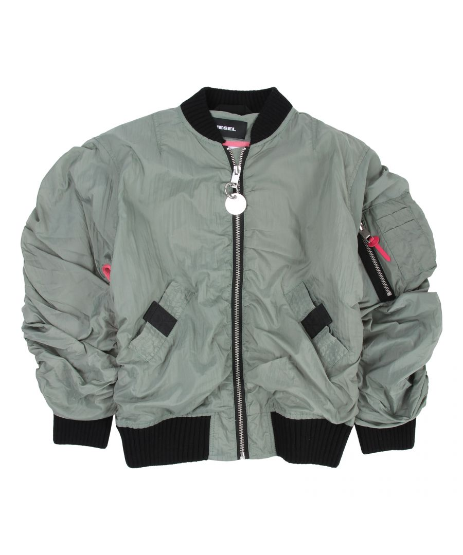 Image for Diesel Girls Jacket