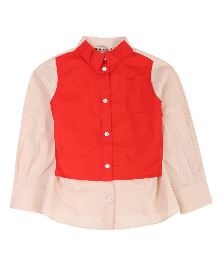 Image for Marni Girls Shirt