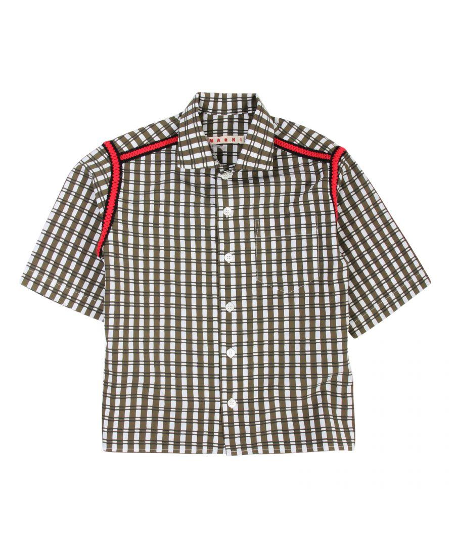 Image for Marni Boys Shirt