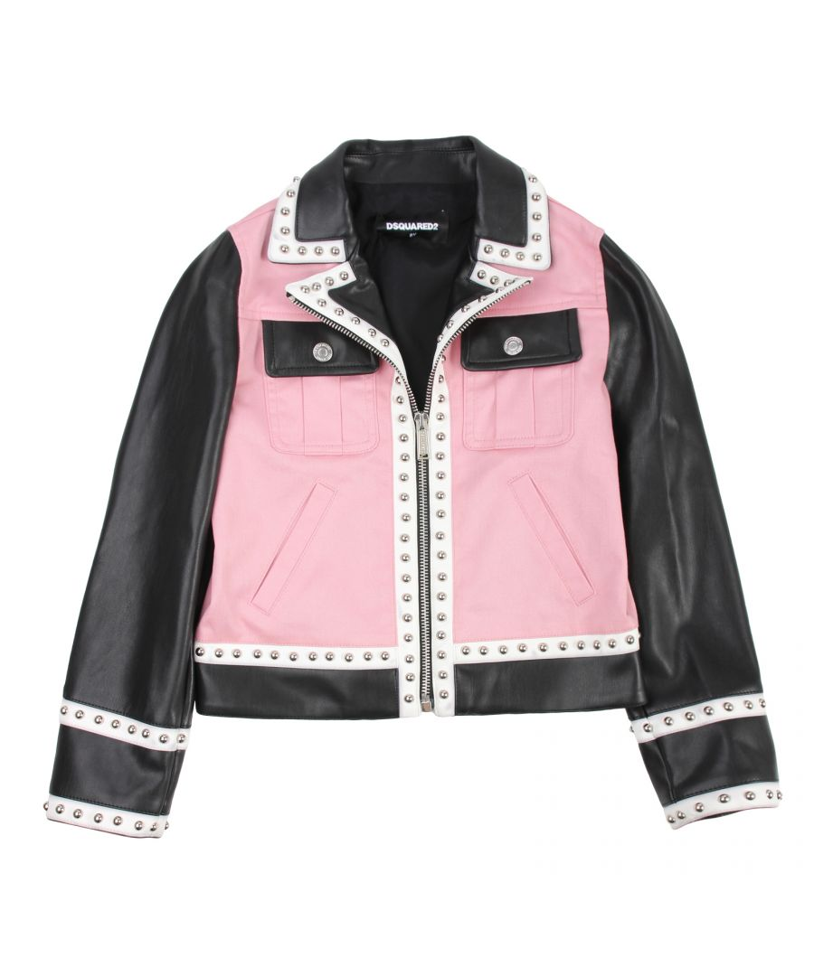 Image for Dsquared2 Unisexs Jacket