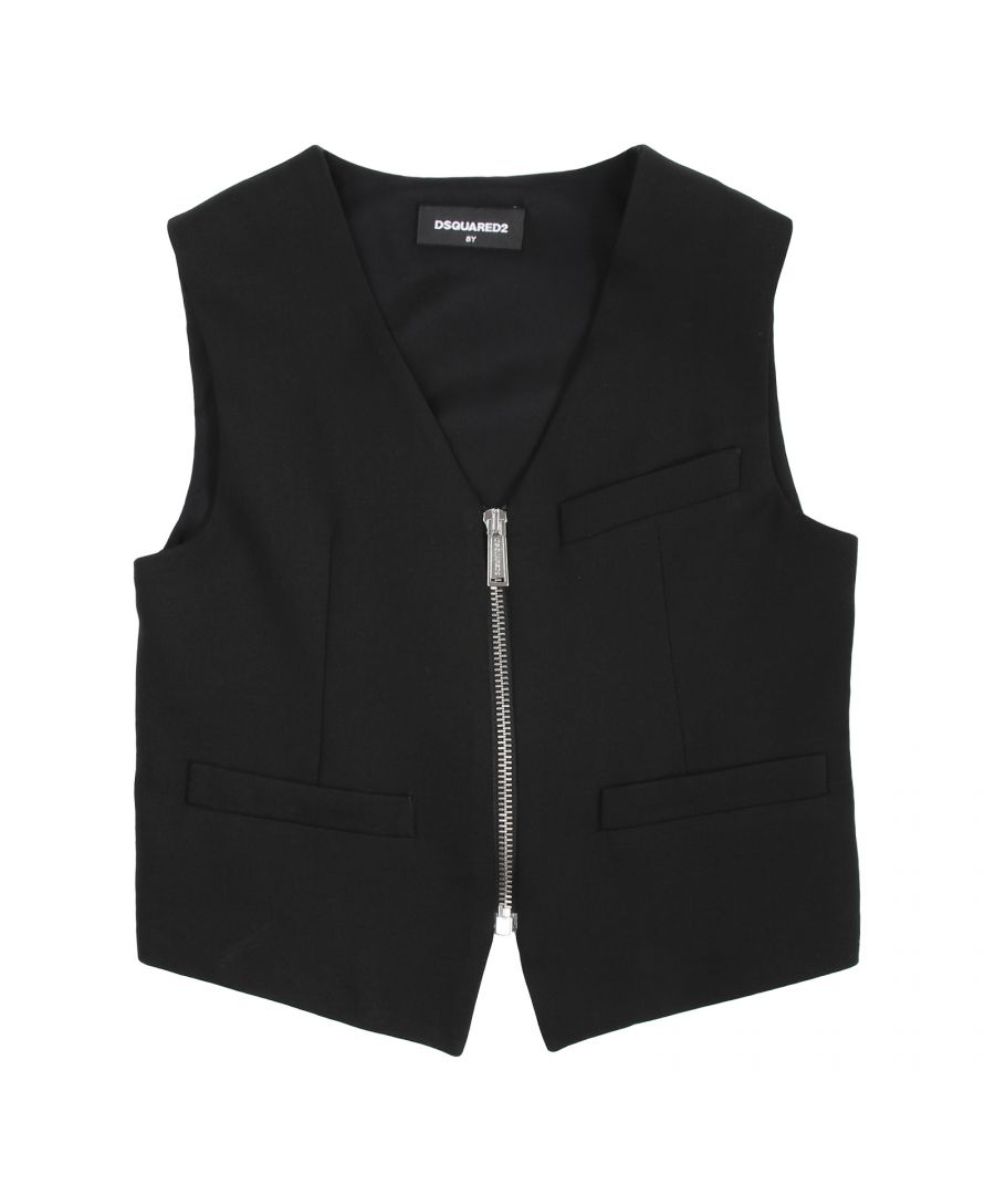 Image for Dsquared2 Boys Waistcoat