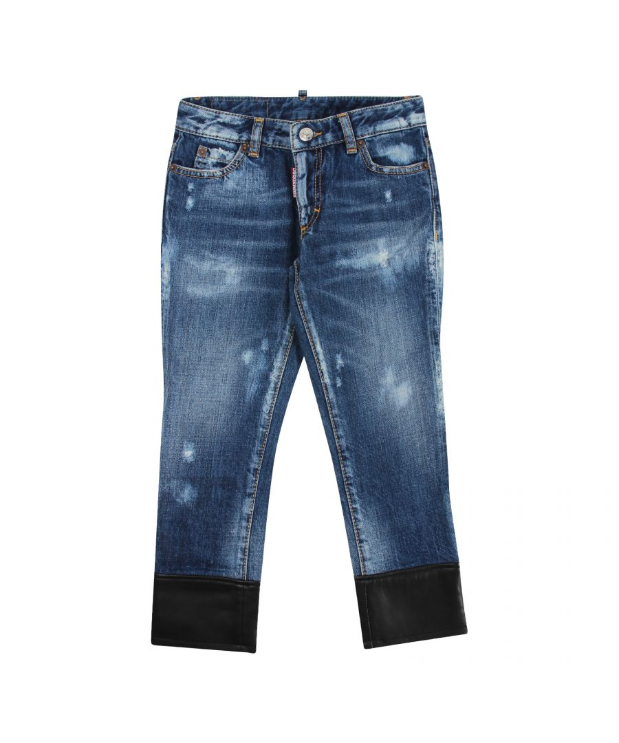 Image for Dsquared2 Girls Trousers