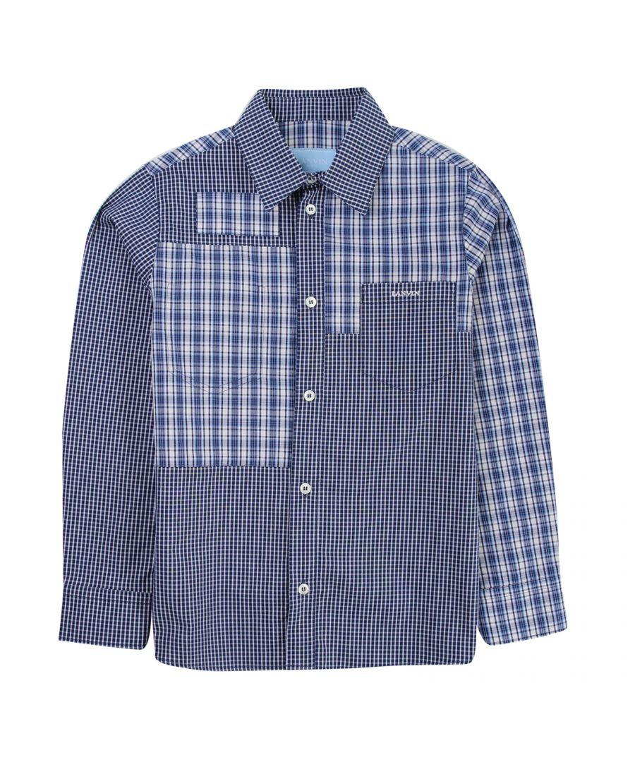 Image for Lanvin Boys Shirt