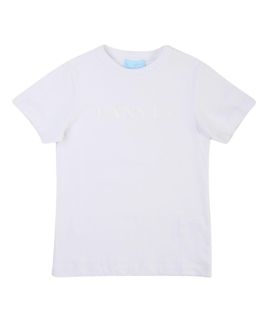 Image for Lanvin Boys T-Shirt