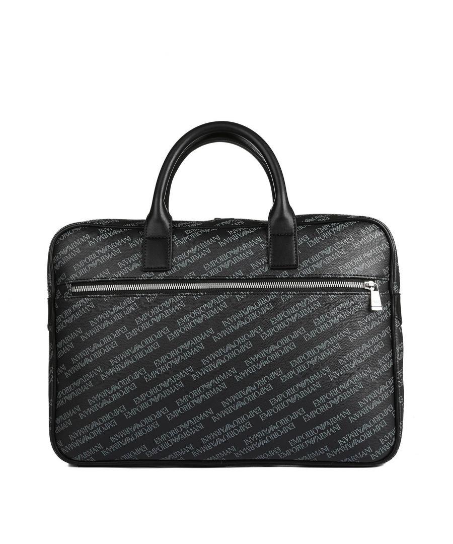 Image for Emporio Armani Mens Briefcases