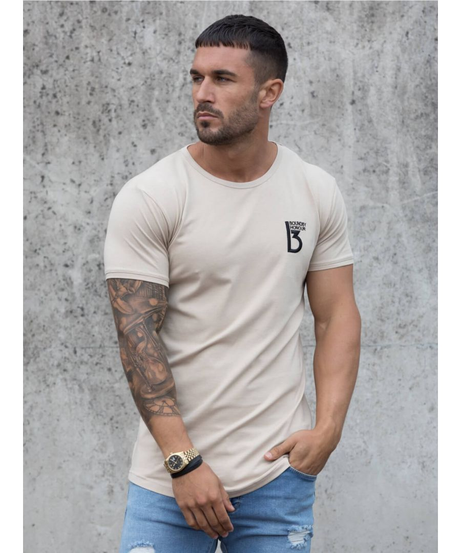 Image for | BBH Men's Branded Short Sleeve Athletic T-shirt | Bound By Honour