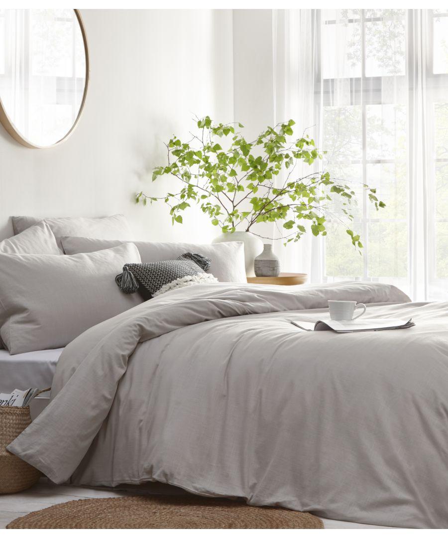 Image for Stonehouse Duvet Set Grey