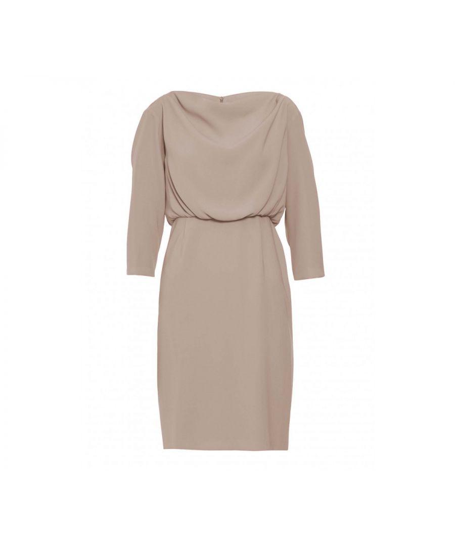 Image for Kiko Cowl Neck  Dress