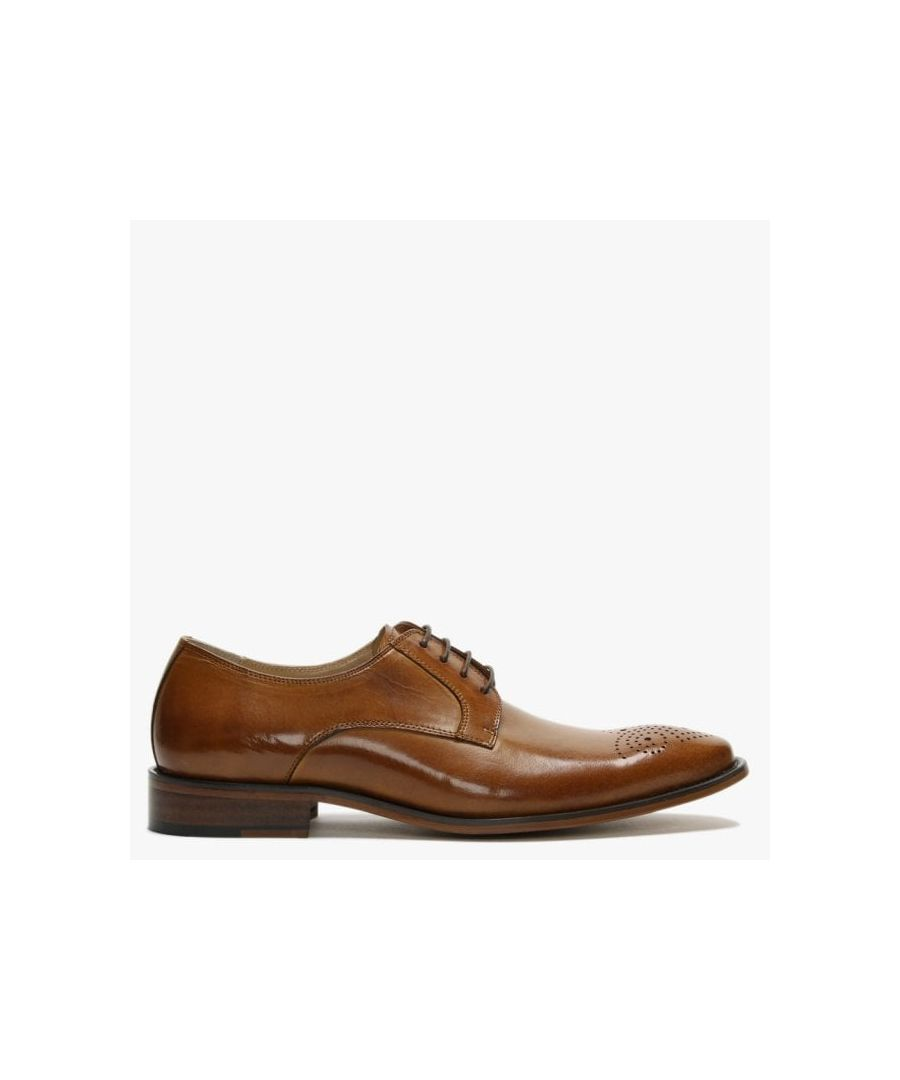 Image for Daniel Sturminster Leather Brogues