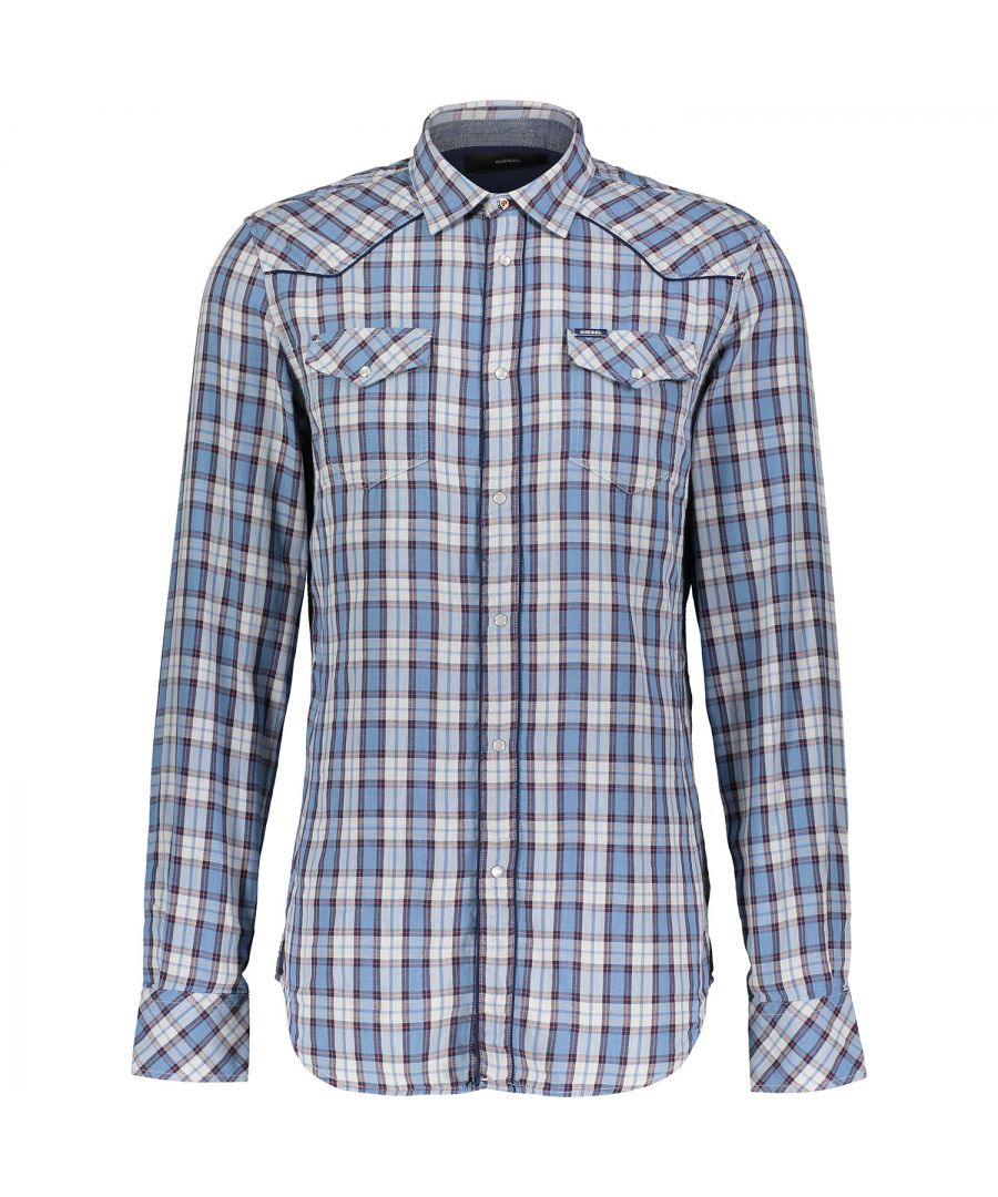 Image for Diesel Sulfy 8EV Casual Shirt