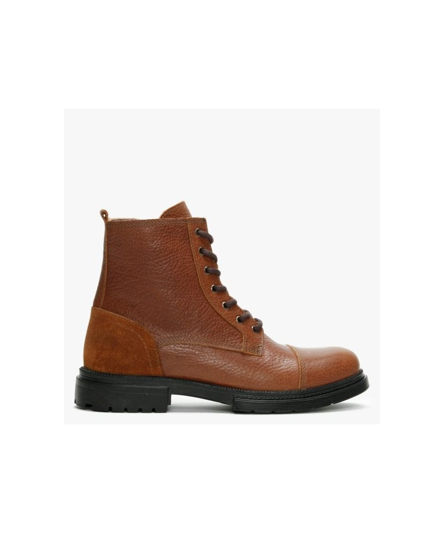 Image for Daniel Sumble Tumbled Leather Ankle Boots