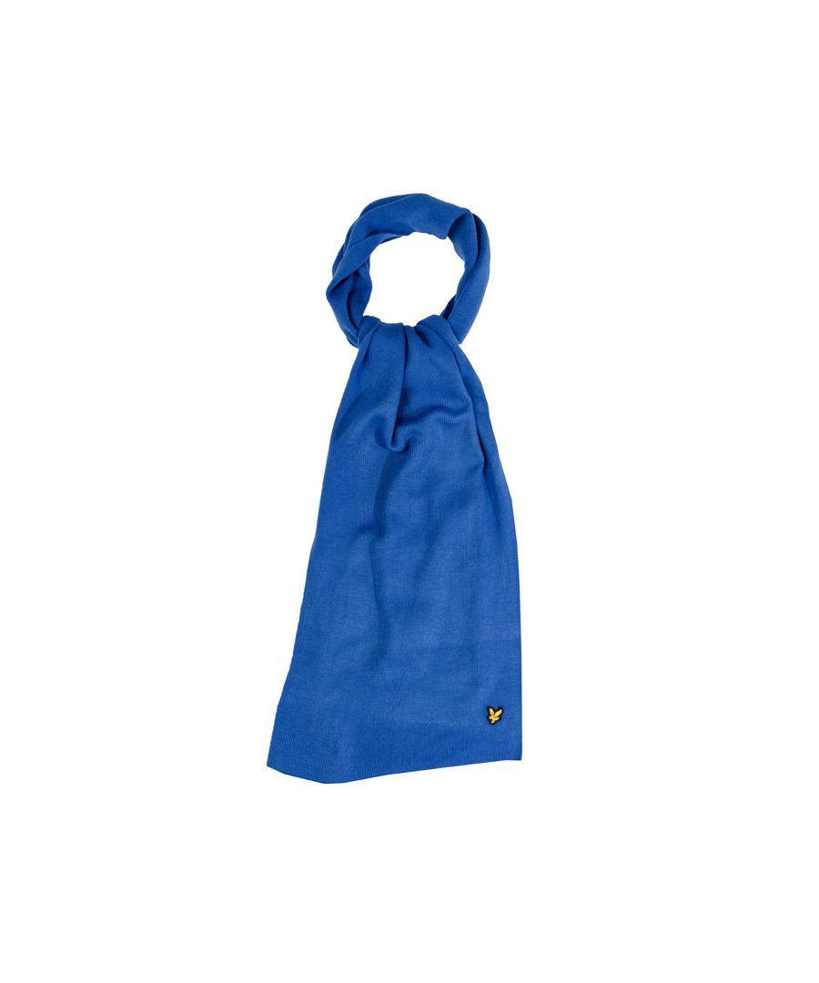 Image for Accessories Lyle And Scott Scarf in Blue