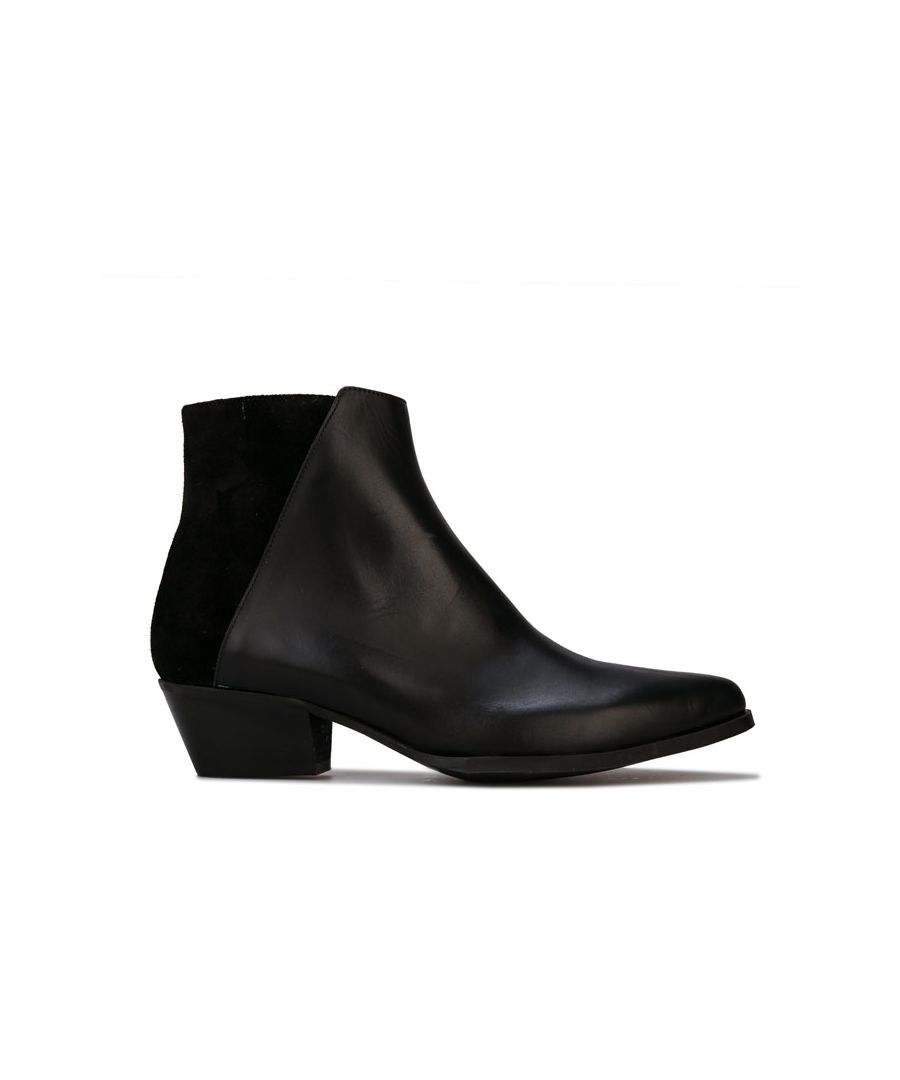 Image for Women's Karen Millen Alice Tone Boots in Black