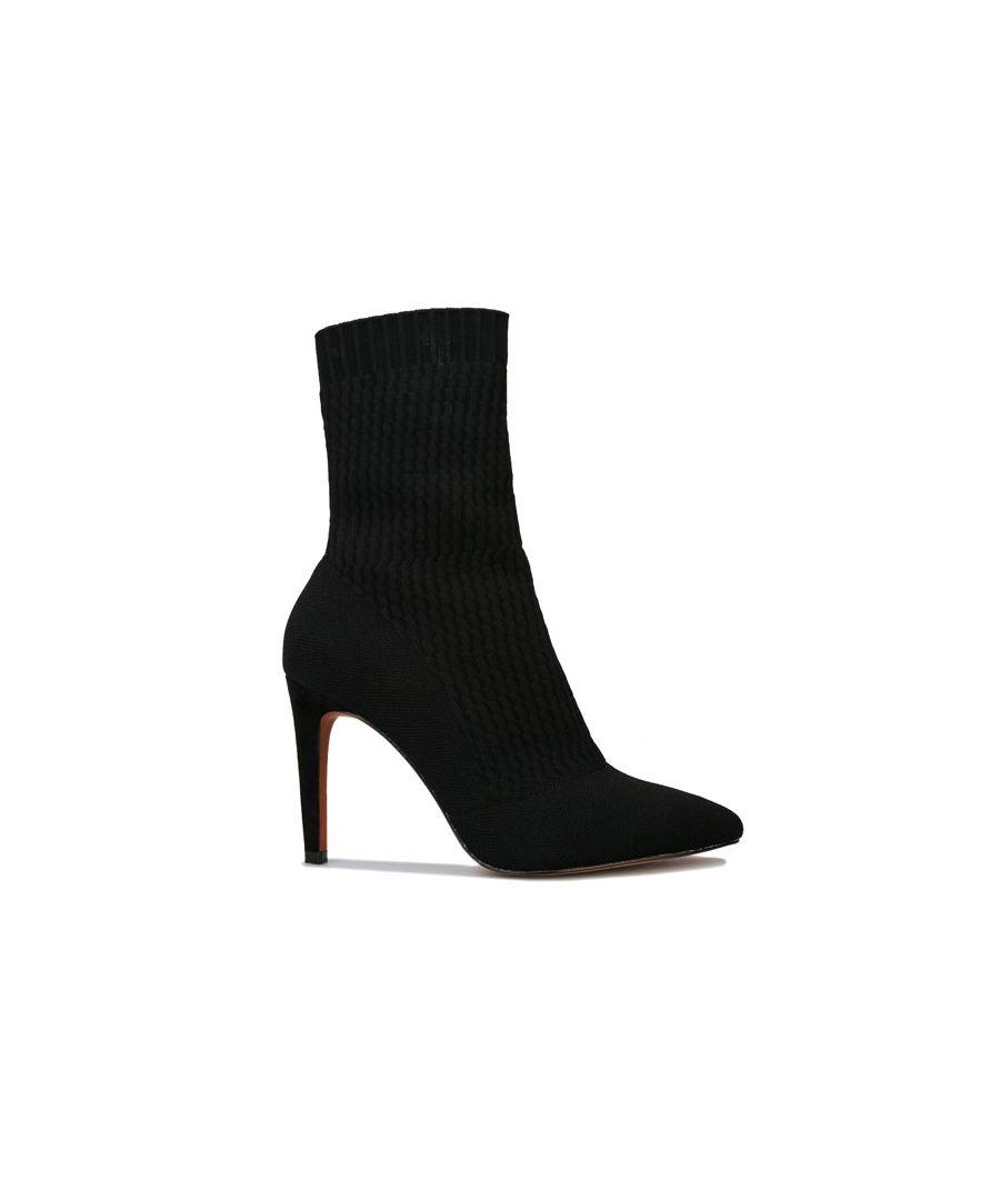 Image for Women's Karen Millen Ella Class Boots in Black