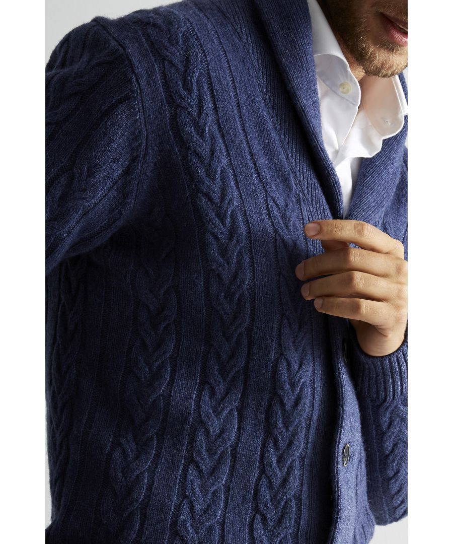 Image for Men s Knitwear Cardigan