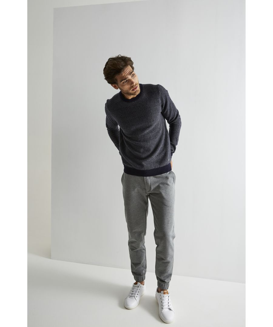 Image for Men s Patterned Knitwear