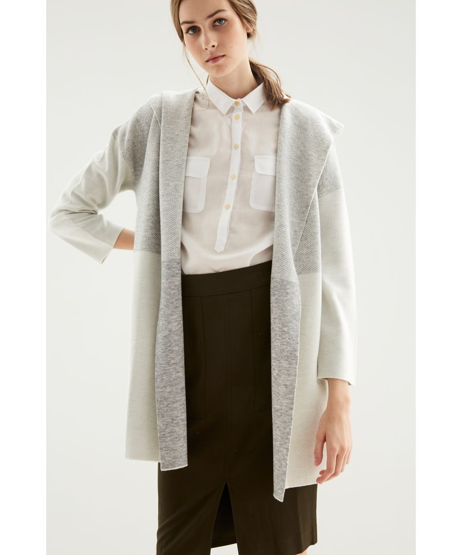 Image for Women s Hooded Cardigan