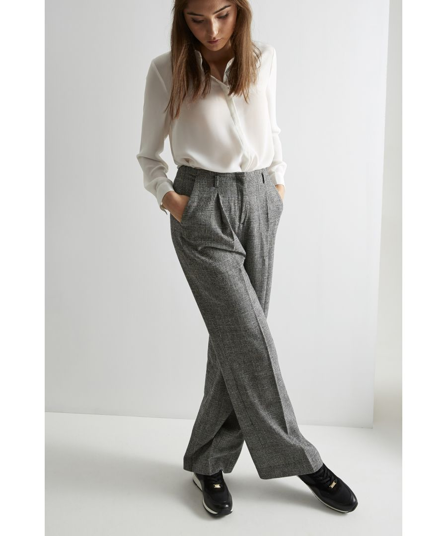 Image for Women s Wide Leg Trousers