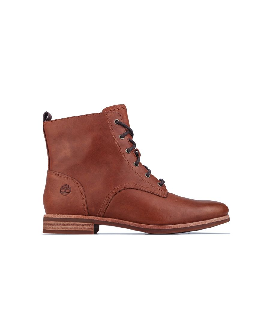 Image for Women's Timberland Somers Falls Ankle Boots in Brown